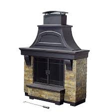 fanciful outdoor wood burning fireplace interior decorating kits fireplaces and pits daco stone best build