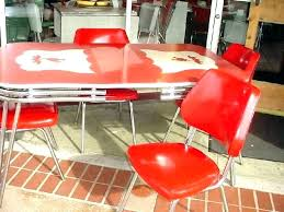 vintage formica table and chairs vintage kitchen table retro kitchen tables vintage formica table chairs