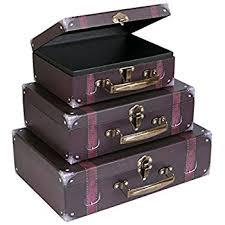 Decorative Suitcase Boxes