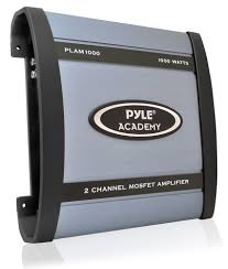 amazon com pyle plam1000 1 000 watt 2 channel bridgeable amplifier plam1000