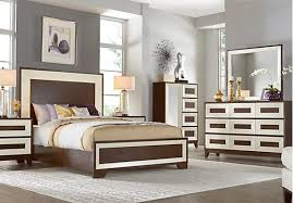 Shop For A Sofia Vergara Savona 5 Pc Queen Panel Bedroom At Rooms Furniture Sofia Vergara Furniture40