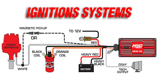 ignitions msd performance products tech support  msd ignitions install easily to a variety of applications this diagram shows the wiring a points distributor