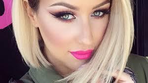 hot pink lips tutorial