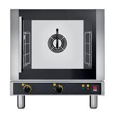 countertop electric convection oven omcan ekfa412alud