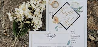 Wedding Card Template Impressive Custom Wedding Invitations Vs Vistaprint Or Minted Templates Three