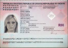 Passport Page ويكيبيديا، croatian الحرة ملف الموسوعة - Data jpg