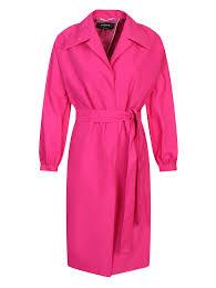 <b>Rochas</b> розовое <b>пальто</b> свободное кроя (458672). Цена: 103 050 ...