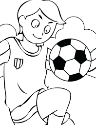 Soccer Coloring Pages Soccer Players Coloring Pages Soccer Coloring
