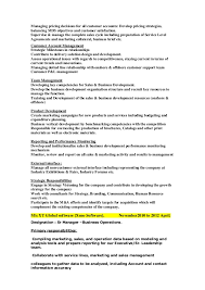 Business Development Executive Resume Amazing Updated Business Development Manager Resume 48