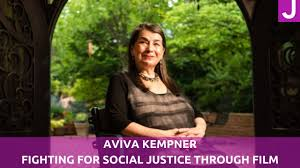 Fighting for Social Justice Through Film with Aviva Kempner - YouTube