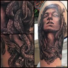 фото тату медуза горгона клуб татуировки фото тату значения эскизы