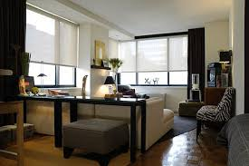 How To Decorate One Bedroom Apartment Best What Is A Studio Apartment