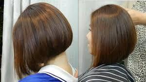 Bob Hair Cut Tutorial Beautiful ตดผมบอบเท ทย ทย Best