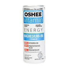<b>Напиток</b> газированный <b>фруктовый Oshee</b> Magnesium+В6 0.25мл ...