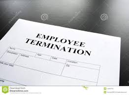 Employee Termination Stock Image. Image Of Recruitment - 14492753