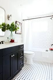 bathroom white subway tile with dark floor. Subway Tile On Bathroom Floor Best Remodel Ideas Makeovers Design Black Cabinets . White With Dark R