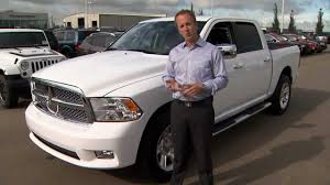 2013 Dodge Ram Limited Review - YouTube
