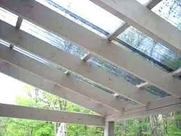clear plastic roof panels image of clear corrugated roofing clear fiberglass
