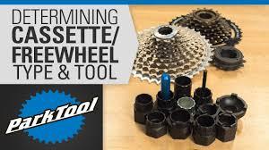Determining Cassette Freewheel Type Tool