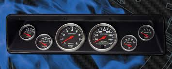 nova 1966 67 fast lane west dash panels gauge wiring harness nova 1966 67 black panels