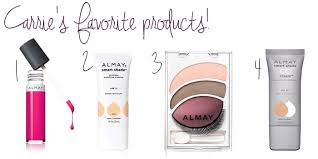 carrie underwood shares her favorite almay s as their newest ambador beauty makeup