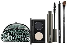 sets which are sold together with a leopard printed pouch two lip and three eye all