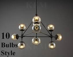 5 10 15 globe jason miller modo chandelier replica