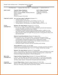 Resume Music Double major on resume primary photos music education format 86