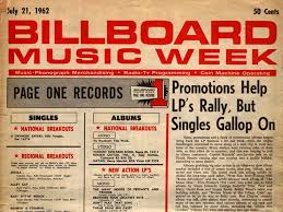 Billboard Magazine Creates Weekly Music Charts How Data Is Transforming The Music Industry