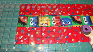 Fast and Easy Rail fence Elmo quilt | Quilting Sewing Creating & ... elmo re 7 Adamdwight.com