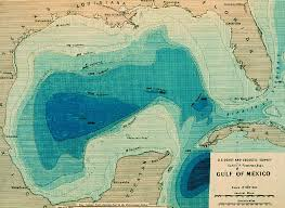 Noaa Bathymetric Charts Underwater Frontiers A Brief History Of Seafloor Mapping