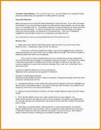 11 How To Write Cover Letter Vs Resume Summary For Fresh