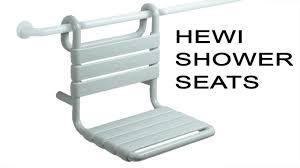Hewi ADA Shower Seats Handicap Accessible Bathroom Safety YouTube - Ada accessible bathroom