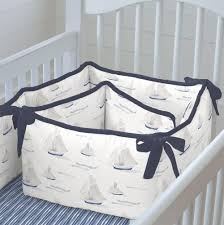 blue ocean sailboats crib bedding share save 1