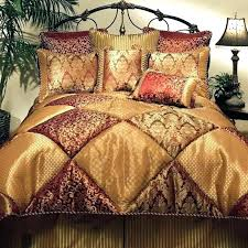 red and gold bedding sets burdy comforter set king brown th decorations purple c black turquoise