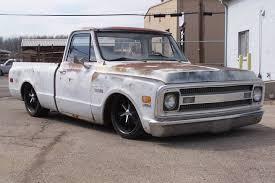 69 C10. Loving the aged paint | Badass old trucks | Pinterest ...