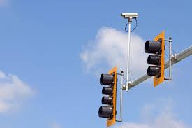 Blue Traffic Light In Florida Judge Dismisses Class Action On Red Light Cameras