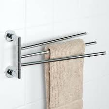 Towel Rack Ideas For Bedroom Bar Pinterest Hanging Small Bathrooms