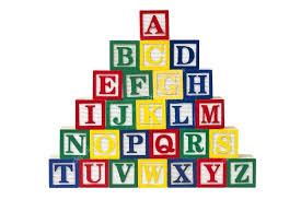 wood alphabet blocks wooden alphabet blocks a z stock photo wooden alphabet blocks