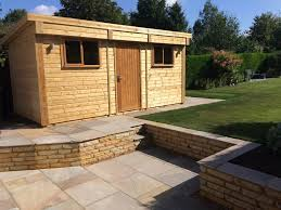 for the same customer tdj construction also constructed an outbuilding base
