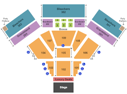 Riverside Casino Amphitheater Seating Chart Riverside Casino Events Center