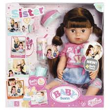 Интерактивная кукла Zapf Creationi <b>Baby Born</b>, <b>Бэби Борн</b> ...
