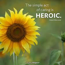 Caregiver Quotes Simple 48 Inspirational Caregiver Quotes Blog Home Helpers
