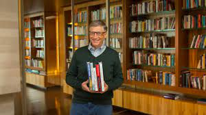 A Full List Of Bill Gates' Book Recommendations From 2012 To 2020