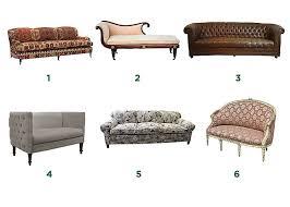 Different Sofa Styles