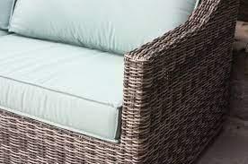 to clean wicker furniture wicker care