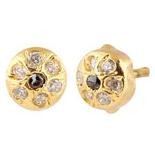 Diamond Earrings Traditional Designs Amazon Com Efulgenz Indian Bollywood Designer 18 K Gold