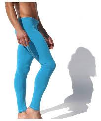 Rufskin Bongo Leggins Turquoise Lounge Briefs Shorts