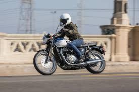 first ride review triumph bonneville t100 motorcyclist