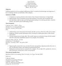 Accountant Objective Resume Resume Examples Accounting Objectives ...